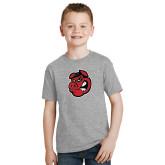 Youth Grey T-Shirt-Hammy Head