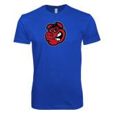 Next Level SoftStyle Royal T Shirt-Hammy Head