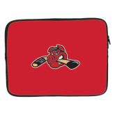 15 inch Neoprene Laptop Sleeve-Hammy w/ Hockey Stick