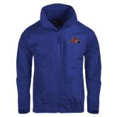 Royal Charger Jacket-Hammy w/ Hockey Stick