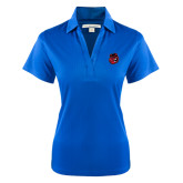 Ladies Royal Performance Fine Jacquard Polo-Hammy Head