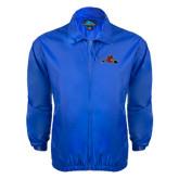 Royal Wind Jacket-Hammy w/ Hockey Stick