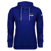 Adidas Climawarm Royal Team Issue Hoodie-Primary Mark