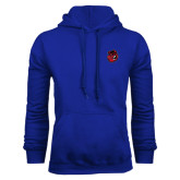 Royal Fleece Hoodie-Hammy Head