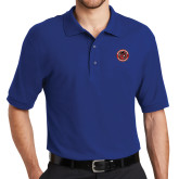 Royal Easycare Pique Polo-Badge