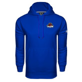 Under Armour Royal Performance Sweats Team Hood-Primary Mark
