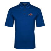 Royal Performance Fine Jacquard Polo-Hammy w/ Hockey Stick