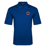 Royal Performance Fine Jacquard Polo-Badge