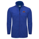 Columbia Full Zip Royal Fleece Jacket-Hammy w/ Hockey Stick