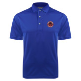 Royal Dry Mesh Polo-Badge