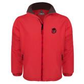 Red Survivor Jacket-Hammy Head