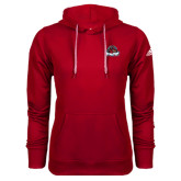 Adidas Climawarm Red Team Issue Hoodie-Primary Mark