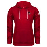 Adidas Climawarm Red Team Issue Hoodie-Hammy Head
