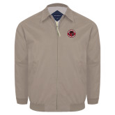 Khaki Players Jacket-Badge