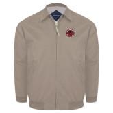 Khaki Players Jacket-Badge