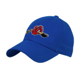 Royal Heavyweight Twill Pro Style Hat-Hammy w/ Hockey Stick