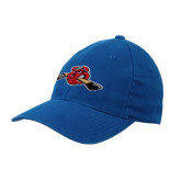 Royal OttoFlex Unstructured Low Profile Hat-Hammy w/ Hockey Stick