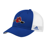 Adidas Royal Structured Adjustable Hat-Hammy w/ Hockey Stick