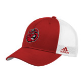 Adidas Red Structured Adjustable Hat-Hammy Head