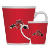 12oz Ceramic Latte Mug-Hammy w/ Hockey Stick
