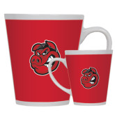 Full Color Latte Mug 12oz-Hammy Head
