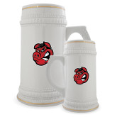 Full Color Decorative Ceramic Mug 22oz-Hammy Head