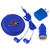 3 in 1 Royal Audio Travel Kit-Hammy w/ Hockey Stick