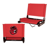 Stadium Chair Red-Hammy Head