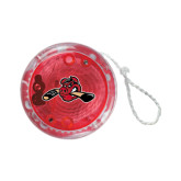 Light Up Red YoYo-Hammy w/ Hockey Stick