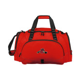 Challenger Team Red Sport Bag-Hammy w/ Hockey Stick