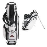 Callaway Hyper Lite 4 White Stand Bag-Hammy w/ Hockey Stick
