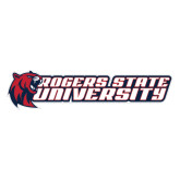 Extra Large Decal-University Logo, 18 in Wide