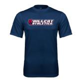 Syntrel Performance Navy Tee-Hillcat Athletics