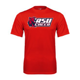 Syntrel Performance Red Tee-Cheerleading