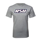 Grey T Shirt-RSU