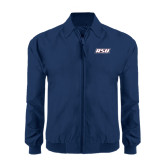 Navy Players Jacket-RSU