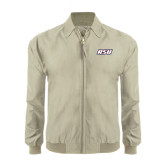 Khaki Players Jacket-RSU