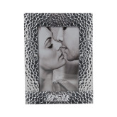 Silver Textured 4 x 6 Photo Frame-RSU Engraved