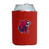 Neoprene Red Can Holder-Official Logo