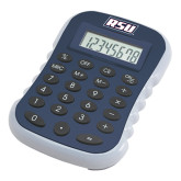 Blue Large Calculator-RSU