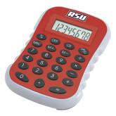 Red Large Calculator-RSU