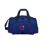 Challenger Team Navy Sport Bag-Official Logo