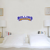 6 in x 2 ft Fan WallSkinz-Arched Rollins Tars