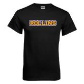 Black T Shirt-Rollins