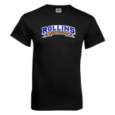 Black T Shirt-Softball