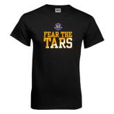 Black T Shirt-Fear The Tars