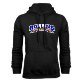 Black Fleece Hoodie-Arched Rollins Tars