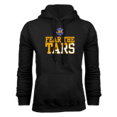 Black Fleece Hoodie-Fear The Tars