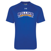 Under Armour Royal Tech Tee-Arched Rollins Tars
