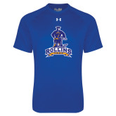 Under Armour Royal Tech Tee-Arched Rollins Tars With Standing Tar